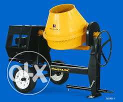Offer!!! 350 ltr Concrete Mixer and get Poker Vibrator at free of cost Industrial Area - image 1