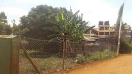 1/8th Plot for sale at Kikuyu Thogoto 5M- Neg