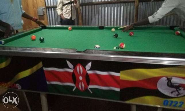Pool Table Elgonview - image 1