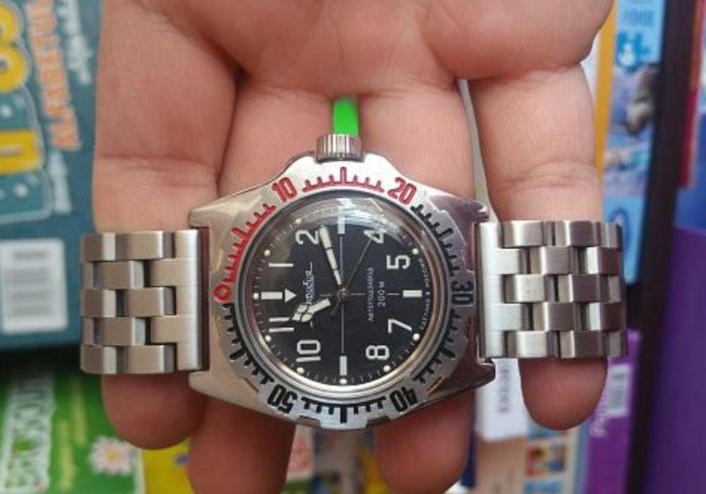 Неплохой литой браслет для Амфибии 960