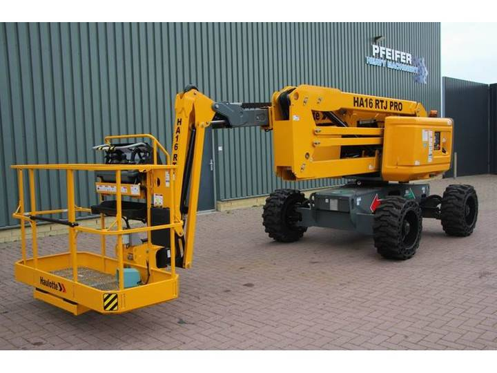 Haulotte HA16RTJPRO NEW / UNUSED, 16 m Working Height, Also - 2018 - image 7