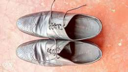 Marks and Spencer brogue shoe for sale.