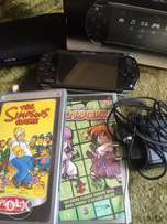 psp playstation. used