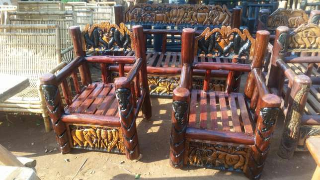 Craft chairs with animal creatures Kampala - image 1
