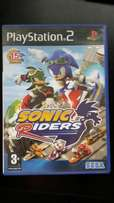 Sonic Riders Play Station 2