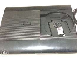 Playstation 3 with accesories and games