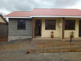 Juja 2 bedroom house.