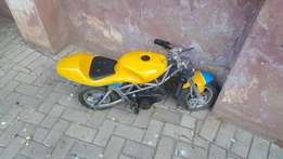 Pocket bike 50cc