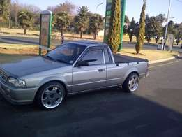 Mazda Rustler bakkie in a very good condition for sale
