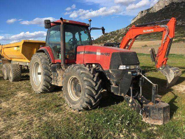 Case IH Mx 180 - 2005 - image 2