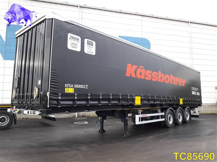Kaessbohrer SHG.L Container Transport - 2018