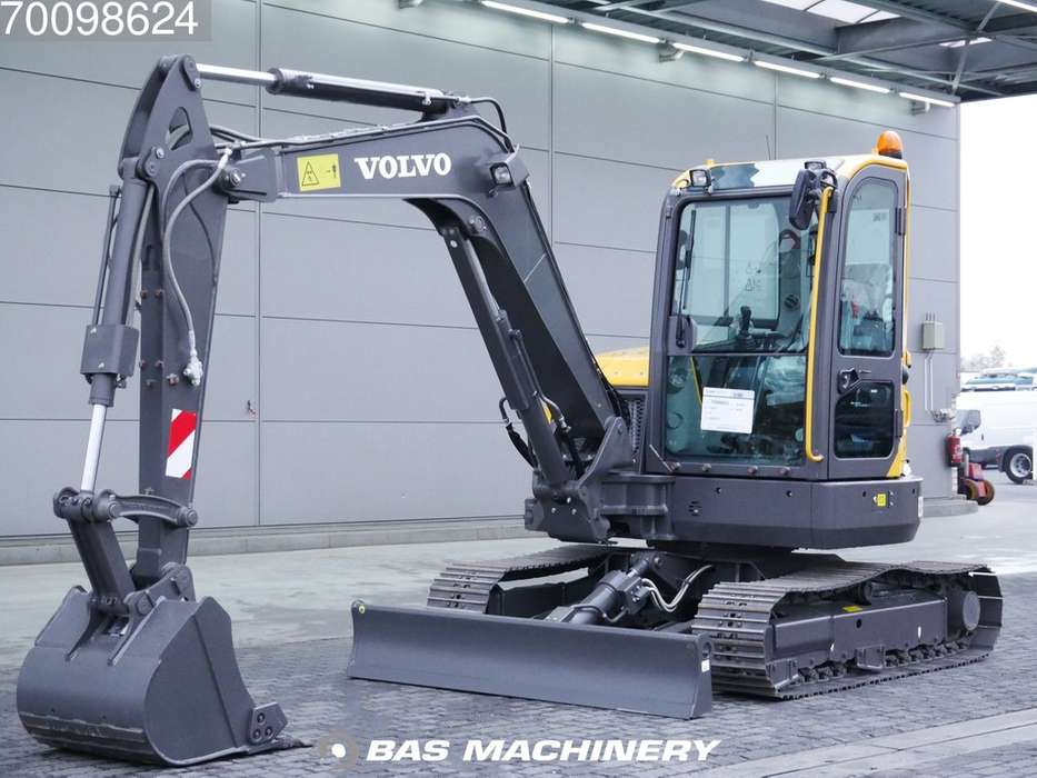 Volvo ECR58D New unused machines - 2018