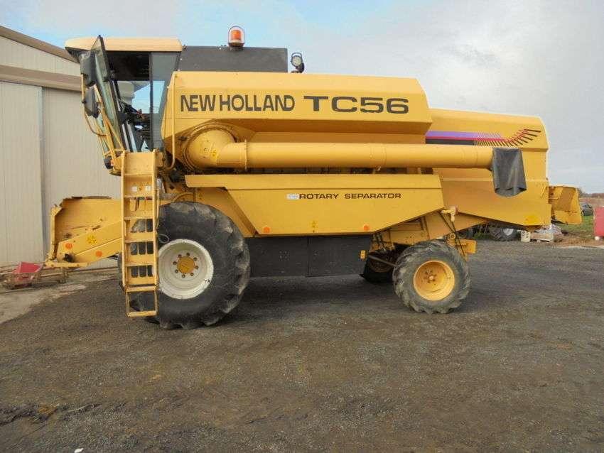 New Holland Tc56 Hydro - 1997