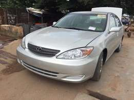 Tokunbo Toyota Camry good to go