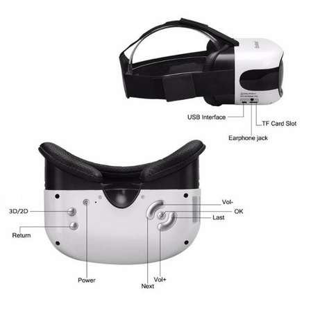 3D Android VR Glasses Florida - image 7