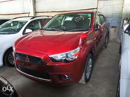 Mitsubishi RVR red colour,