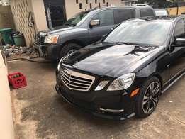 Two Months Registered E350 Mercedes Benz 4Matic 2013 Model