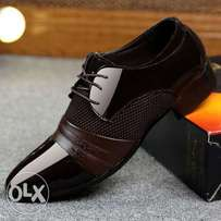Leather Shoes From Lustre Collections