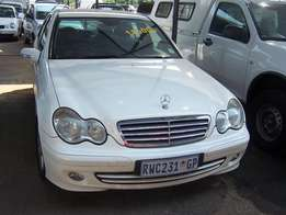 Mercedes Benz C180 Kompressor
