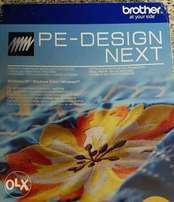 Pe Design Next embroidery software