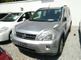 2010 Nissan Xtrail with Cruise Control