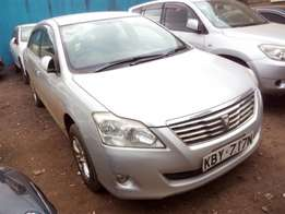Toyota Premio on offer