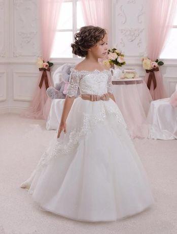b5f4def362478b Плаття сукня до причастя на прокат - Прокат товаров Львов на Olx