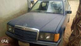Benz 190 with C- class engine available for sale
