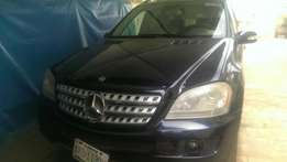 8 months used 2008 Mercedes Benz ml350 for quick sale.