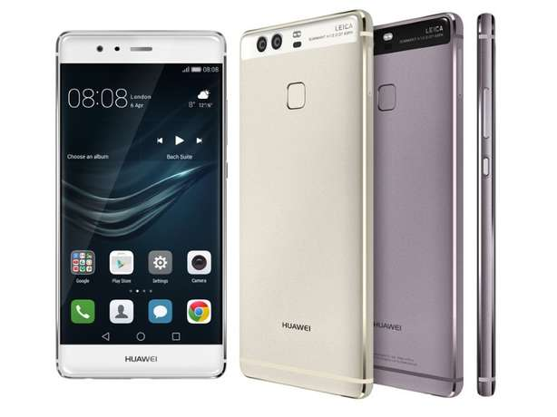 Huawei P9,Brand New 1 Year warranty ,We Deliver[Brand new] Nairobi CBD - image 2