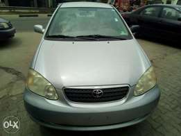 Lagos port cleared accident free condition car