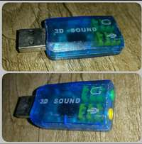 Usb Sound Card for sale