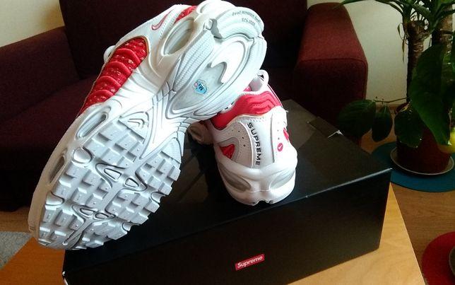 Totalna NOWOŚĆ SUPREME Nike Buty NikeLab Air Max Tailwind 4