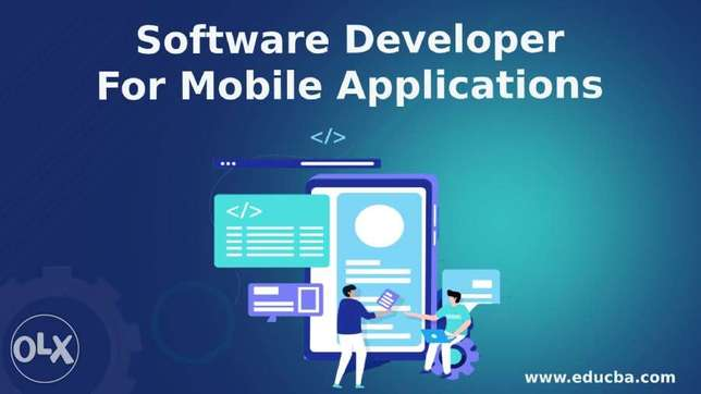 Get high Quality Mobile App and Software