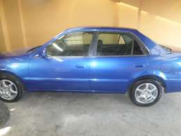 TOYOTA COROLLA 160i GLE (very good condition)