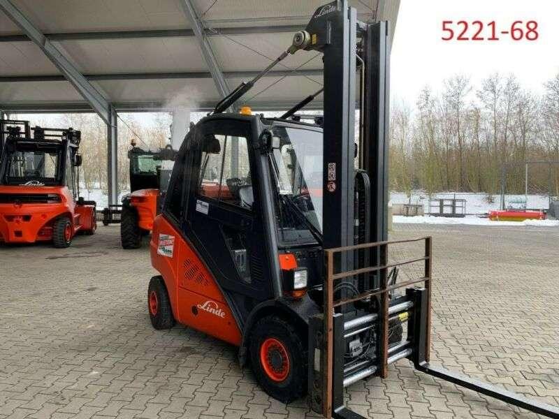 Linde H 30 T 01 - 2012 - image 5
