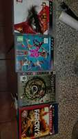 Ps3 games + 1controller