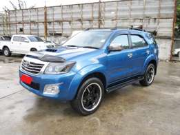 Toyota Fortuner Manual Diesel in Nairobi