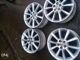 Rims for toyota wish caldinazt