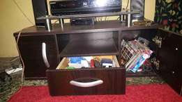 Fairly used TV Stand for sale