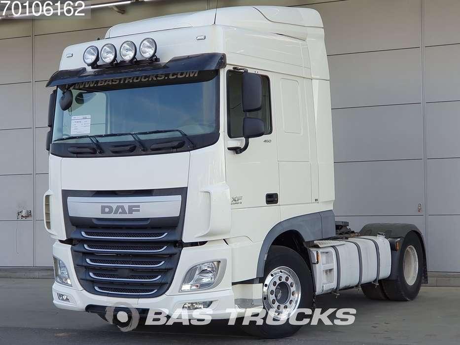 DAF XF 460 4X2 Intarder Hydraulik Navi Euro 6 - 2015