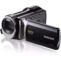 Samsung HMX - F90 HD Recorder and carry bag