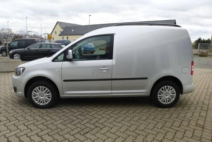 Volkswagen Caddy 1.6 TDI Kasten KLIMA SHZ TOP Zust. - 2015 - image 4