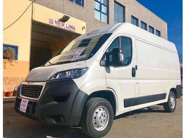 Peugeot L2 H2 BlueHDi 130 - 2019