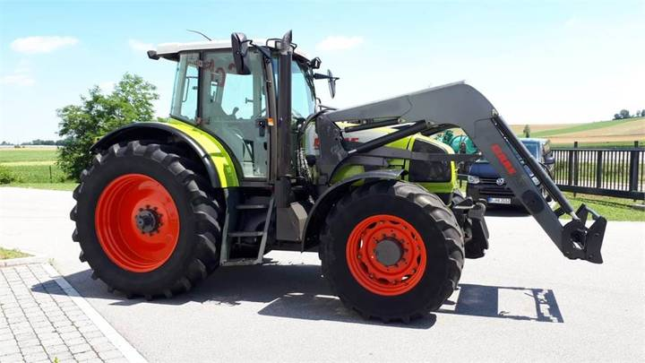 Claas Ares 826, Fkh, Fl - 2004