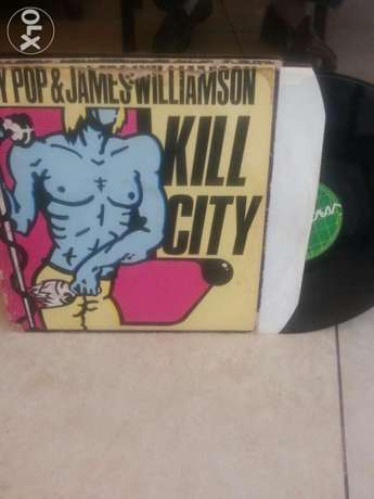 Kill city slow rock vinyl 33