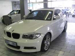 2013 BMW 1 Series automatic