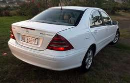 2001 Mercedes Benz C180 Kom R49 000 Trade ins welcome