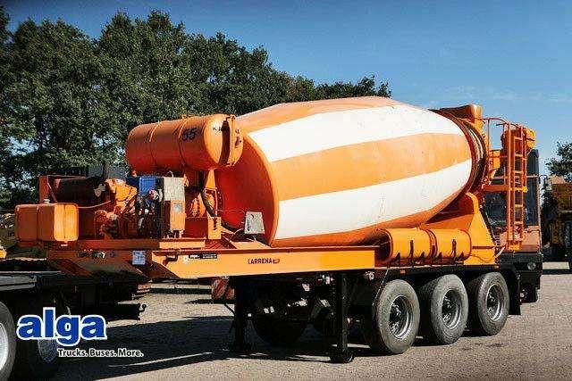 BPW betonmisch aufl karrena 10m³  luft - 2002