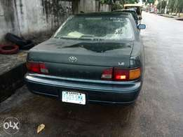 Fairly used car for sale army green colour Toyota Camry 1994 model